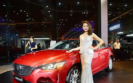 Kia, Mazda, Peugeot đồng loạt giảm giá bán tại Việt Nam