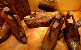 """Không hào nhoáng, phô trương, đây là cách những đôi giày """"độc bản"""" của giới thượng lưu khẳng định chất chơi"""