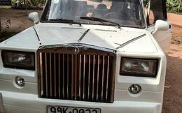 """""""Siêu xe"""" Rolls-Royce Phantom tự chế của người Việt lên báo Tây"""