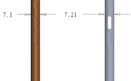 iPhone 7s sẽ dày thêm 1mm do có thêm tính năng sạc không dây, do đó bạn không thể dùng ốp lưng iPhone 7 được nữa