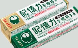 Kẹo cao su tăng cường trí nhớ đang được bán tại Nhật Bản, chỉ 28.000 đồng/phong