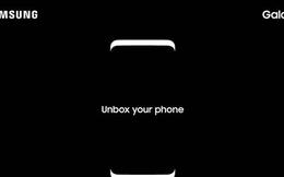 Chính thức: Samsung Galaxy S8 ra mắt ngày 29/3