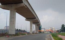 Toàn cảnh tuyến metro số 1 Bến Thành - Suối Tiên đang dần hoàn thiện từng ngày