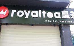 Cửa hàng trà sữa Royal tea tại Thái Phiên bất ngờ đóng cửa, đổi tên và chuyển địa điểm