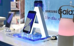 Mở bán chính thức bộ đôi điện thoại Galaxy A5, A7 2017 chống được nước tại Việt Nam