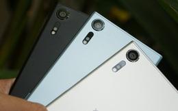 Sony ra mắt Xperia XZs: smartphone quay video siêu chậm 960fps đầu tiên trên thế giới