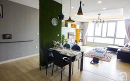 Căn hộ 83m² thoáng mát và ấn tượng với chi phí thi công 100 triệu đồng ở Hà Nội