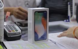 iPhone X chính hãng đã có mặt tại Việt Nam