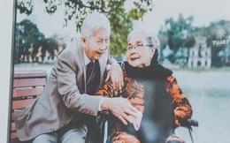 """Tình yêu hơn 70 năm của cặp vợ chồng già Hà Nội từng gây sốt với bộ ảnh """"Em ơi có bao nhiêu - 90 năm cuộc đời"""""""