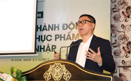 """CEO Vinamit Nguyễn Lâm Viên giải đáp bài toán """"vàng"""" trong thu mua nông sản và xuất khẩu sản phẩm chế biến"""