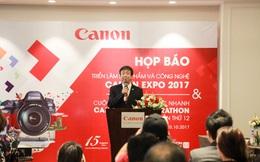 Canon sẽ giới thiệu hai sự kiện Canon EXPO 2017 và Canon PhotoMarathon tại Việt Nam trong thời gian tới