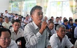 Chủ tịch Quốc hội Nguyễn Thị Kim Ngân: BOT phải công khai minh bạch cho dân biết