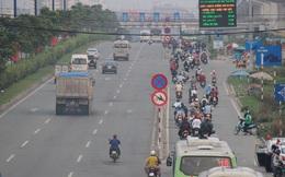TP.HCM: Người dân thong dong trở lại thành phố sau kỳ nghỉ