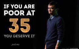 Jack Ma lọt top 3 lãnh đạo có tầm nhìn sáng tạo hàng đầu thế giới