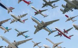 Những bức ảnh tuyệt đẹp này sẽ thay đổi cách nhìn của bạn các những chuyến bay