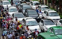 Từ 1/1/2018, Cục Đăng kiểm dừng đăng kiểm ô tô không đáp ứng được mức khí thải