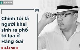 Lục lại quá khứ, Khaisilk từng thừa nhận bán lụa Trung Quốc từ bài phỏng vấn năm 2013