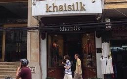 """Chuyển hồ sơ vụ khăn """"lụa tàu"""" gắn mác Khaisilk sang Cảnh sát kinh tế"""