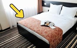 """Bí mật """"động trời"""" mà không một nhân viên khách sạn nào dám nói với bạn"""