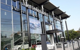Lãi khủng từ bán xe sang Mercedes-Benz, Haxaco tiếp tục mở thêm dịch vụ cho thuê xe cao cấp
