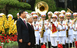 Tuyên bố chung Việt - Trung: Sự phát triển mỗi nước là cơ hội của nhau