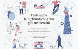 Từ câu hỏi của Jack Ma, định nghĩa lại về sự thành công của giới trẻ hiện đại