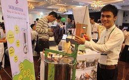 Sinh viên Bách Khoa Đà Nẵng: Khởi nghiệp từ chiếc... máng heo