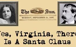 Đây là bức thư tuyệt vời nhất thế giới về ông già Noel trong suốt 100 năm qua mà bất kì ai cũng nên đọc