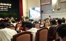 100% lãnh đạo Hà Nội sẽ xử lý, điều hành công việc trên máy tính bảng