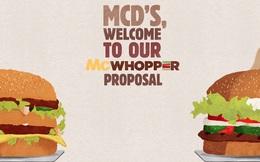 [Case Study] Chuyện gì sẽ xảy ra khi 2 kẻ thù không đội trời chung như McDonald's và Burger King bắt tay với nhau?