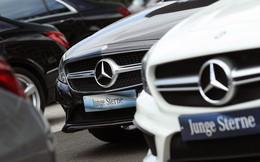 Mercedes thu hồi 3 triệu xe ô tô do tranh cãi về động cơ diesel