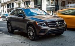"""""""Hàng nóng"""" GLC của Mercedes khiến Audi và BMW phải dè chừng"""
