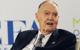 """Bí quyết đầu tư của """"ông già"""" phố Wall Jack Bogle: Đừng làm gì cả, hãy đứng yên một chỗ!"""