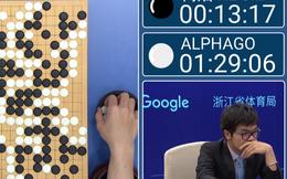 Kết thúc game đấu đầu tiên, trí tuệ nhân tạo AlphaGo chiến thắng kỳ thủ cờ vây số 1 thế giới người Trung Quốc trong trận đấu vô cùng nghẹt thở