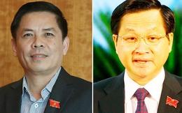 Thủ tướng trình nhân sự mới: Ông Nguyễn Văn Thể và Lê Minh Khái