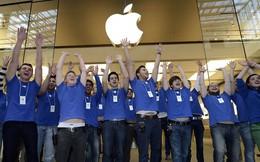 Apple trở thành công ty lớn nhất trên sàn chứng khoán, sắp cán mốc 1.000 tỷ đôla