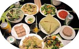 Bí quyết ăn được tất cả các món trong mâm cỗ ngày Tết mà không bị tăng cân