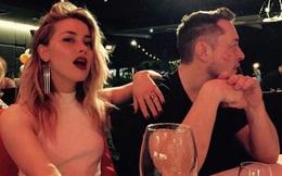 Amber Heard đau khổ vì bị tỷ phú Elon Musk nói lời chia tay sau 1 năm hẹn hò