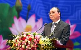"""Thủ tướng Nguyễn Xuân Phúc: """"Năm nay là năm giảm phí cho doanh nghiệp"""""""