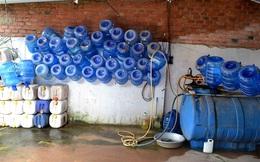 Hiểm họa với nước đóng chai kém chất lượng