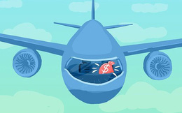 Ngành hàng không có thể tiết kiệm 35 tỷ USD/năm nhờ máy bay không người lái
