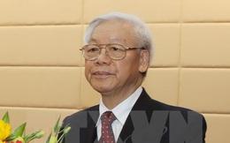 Tổng Bí thư Nguyễn Phú Trọng: Đất nước chuyển mình đón vận hội mới