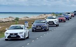 Toyota Việt Nam đồng loạt giảm giá các mẫu xe nhập khẩu