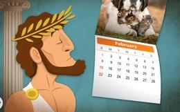Rất nhiều người chưa biết vì sao tháng 2 dương lịch chỉ có 28 hoặc 29 ngày?