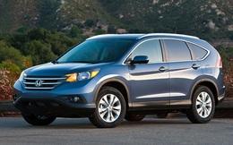 Honda Việt Nam triệu hồi CR-V, Civic vì lỗi túi khí