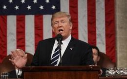 Đồng USD cắm đầu đi xuống ngay khi Tổng thống Donald Trump lần đầu phát biểu trước Nghị viện Mỹ