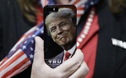 """Donald Trump và thời """"trị quốc"""" bằng Twitter"""