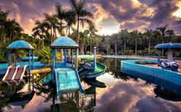 Nét đẹp mê hồn của công viên nước bỏ hoang tại Việt Nam qua báo Mỹ