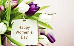 Tặng quà phụ nữ ngày 8/3: Đừng nhàm chán với hoa và gấu bông