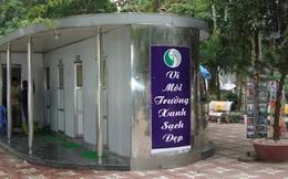 Lý do Hà Nội gấp rút xây 1000 nhà vệ sinh công cộng: Dân số 7 triệu, gần 3 triệu người thường xuyên ra vào nhưng có chưa tới 700 công trình